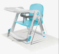 Apramo宝勒姆宝宝餐椅:帮宝宝养成良好习惯的神器