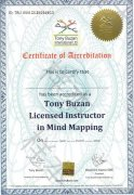 托尼o博赞思维导图TBLI国际认证课程7月在广州开课