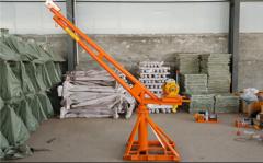 保障作业安全,河北兴汉起重机械制造有限公司以品质开拓市场