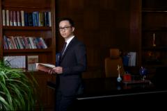 华帝董事长潘叶江做客《报时中国经济》,谈行业未来和企业责任